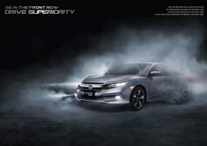 Read more about the article HONDA CIVIC TURBO